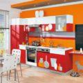 Обои для кухни: фото реальных интерьеров, практические советы
