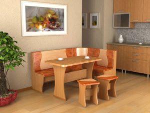 Кухонный уголок - 100 фото красивого оформления в интерьере кухни