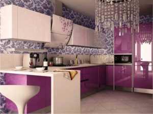 Как подобрать обои для кухни (45 фото): как правильно выбрать обои к кухонному гарнитуру