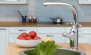 Как выбрать смесители для кухни учитывая все до мелочей   Видео