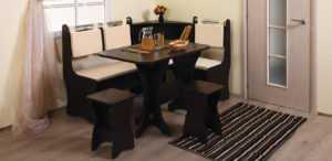 Кухонный уголок для маленькой кухни (57 фото): угловые мягкие уголки небольших размеров