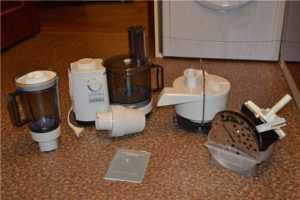 Кухонный комбайн Энергия: отзывы и инструкция по применению