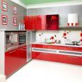 Кухонный фартук из ПВХ панелей: монтаж и декорирование своими руками