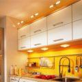 Освещение рабочей зоны на кухне: способы и установка - статья от пользователя ОБИ Клуба
