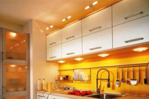 Освещение на кухне: правила, фото, советы дизайнера :: Дизайн :: РБК Недвижимость