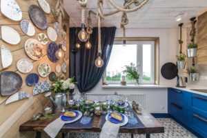 Кухня в средиземноморском стиле 2021: особенности оформления, виды отделки, фото дизайна интерьера