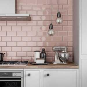 Фартук для кухни из МДФ Плитка ромбы купить в компании Cozy House