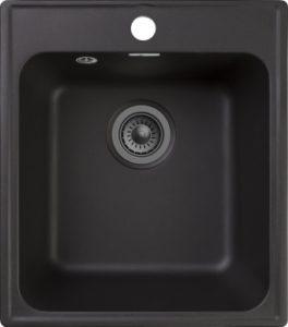Мойка кухонная GranFest Standart GF-S605 терракот купить в магазине Сантехника-Онлайн.Ру