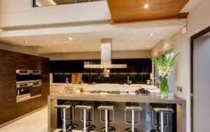 Cтол с барной стойкой для кухни: 58 фото удачных примеров дизайна