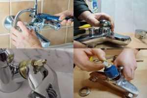 Виды картриджей и инструменты для их замены в смесителях: поэтапный процесс смены, инструкция и советы специалистов