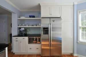 Кухонные шкафы (91 фото): шкафчики для кухни, корпуса и каркасы для встраиваемой техники