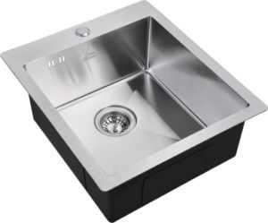 Мойки для кухни из нержавеющей стали — купить кухонные раковины из нержавейки в интернет-магазине Сантехника-Онлайн