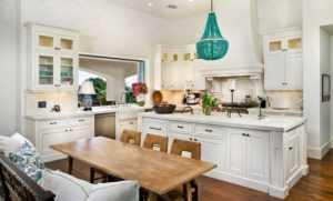 Как выбрать люстру на кухню? Сколько нужно светильников
