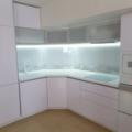 Подсветка фартука на кухне - 50 фото необычных идей в интерьереДекор и дизайн интерьера