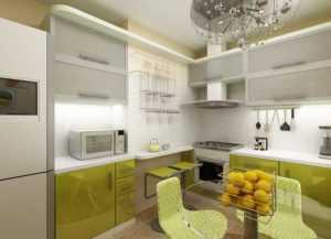Оливковая кухня: сочетание с другими цветами, дизайн гарнитура и подбор обоев | Дизайн и Фото