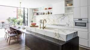 Как подобрать цвет столешницы для кухни - советы экспертов, 20  фото