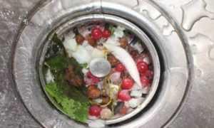 Засорилась раковина на кухне, что делать: народные, механические и химические методы