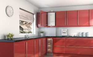 Котел на кухне: лучшие варианты установки и маскировки котла на кухне   фото-примеры оформления