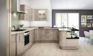 Кухня цвета кофе с молоком - сочетание цветов в интерьере