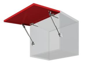 Подъемные механизмы для кухонных шкафов: как сделать выбор?