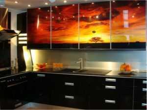 Шкафы для кухни (55 фото): функциональные, вместительные, стильные