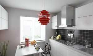 Как выбрать люстру на кухню: виды, варианты расположения
