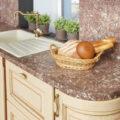 Какая оптимальная ширина и высота кухонной столешницы? Оптимальные размеры | СОВРЕМЕННЫЕ И МОДНЫЕ КУХНИ