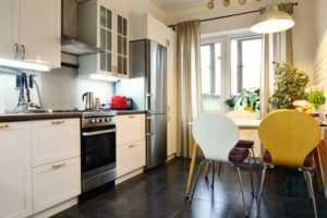 Точечные светильники на кухне (45 фото) – уют, стиль и комфорт