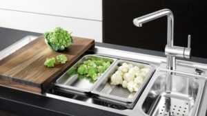 Плюсы и минусы выбора кварцевой мойки для кухни - Плюс/минус