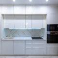 Встроенная кухня: 145 фото новинок 2021 года (руководство перед покупкой)