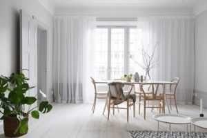 Шторы в Скандинавском стиле - 136 фото идей красивого дизайна
