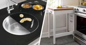 Тумба под раковину на кухню: стол-подставка под накладную кухонную мойку, металлическая тумбочка своими руками, стойка с подстольем