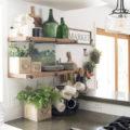 Кухонные полки: лучшие идеи дизайна (60 фото)   СОВРЕМЕННЫЕ И МОДНЫЕ КУХНИ