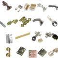 Разновидности мебельных петель: для дверей шкафа, шарниры, накладные петли для кухонных шкафов