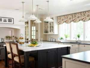 Ламбрекен на кухню своими руками - Всё о шторах и гардинах