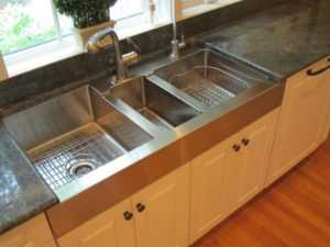 Размеры мойки на кухне: как правильно выбрать, стандарты, виды