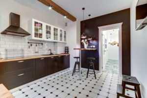 Как выбрать цвет кухонного гарнитура | Лучшее сочетание цветов фасада кухни и стен
