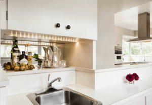 Освещение на кухне: лучшие варианты, 55 фото в интерьере