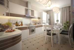 Шторы для кухни с балконом 2021 – самые классные варианты