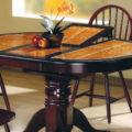 Раскладной кухонный стол своими руками: чертежи и схемы —