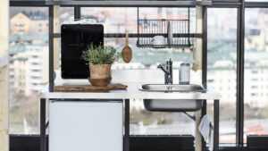 Недорогие готовые кухни ИКЕА - IKEA