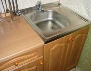 Что нужно для установки раковины на кухне? - Сантехника, отопление и водоснабжение