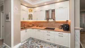 Дверки для кухонного гарнитура: разновидности конструкций и популярные материалы