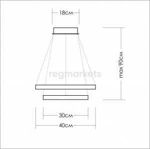Потолочные люстры для кухни в Набережных Челнах | Купить в интернет-магазине МагСвет