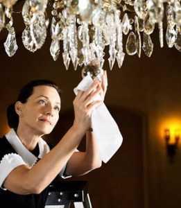 Как отмыть плафоны на люстре от жирного налета на кухне