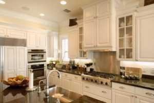Дверцы для кухонной мебели: материалы для фасадов и способы обновления