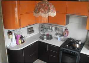 Кухня в хрущевке: идеи дизайна маленькой кухни (реальные фото)