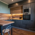 Как сделать шкаф под духовку своими руками дома?