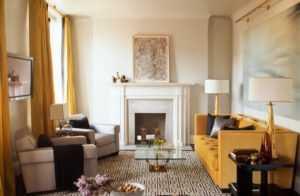Горчичный цвет в интерьере – особенности дизайна комнат в горчичных тонах