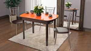 Высота кухонного стола: стандартный размеры и оптимальная высота гарнитура